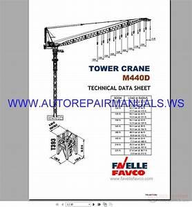 Grove Crane Service Manuals