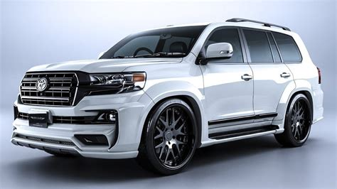 Toyota Land Cruiser 2019 by 2019 Toyota Land Cruiser Artisan Spirits Suv Land