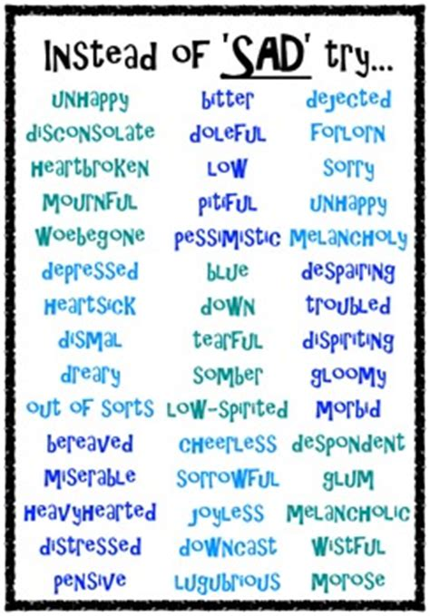 synonym posters       word