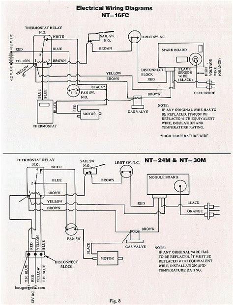 suburban sw6de wiring diagram suburban sw10de wiring