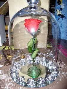 Rose Eternelle Sous Cloche : un mariage le 26 avril 2014 un th me disney page 3 ~ Teatrodelosmanantiales.com Idées de Décoration