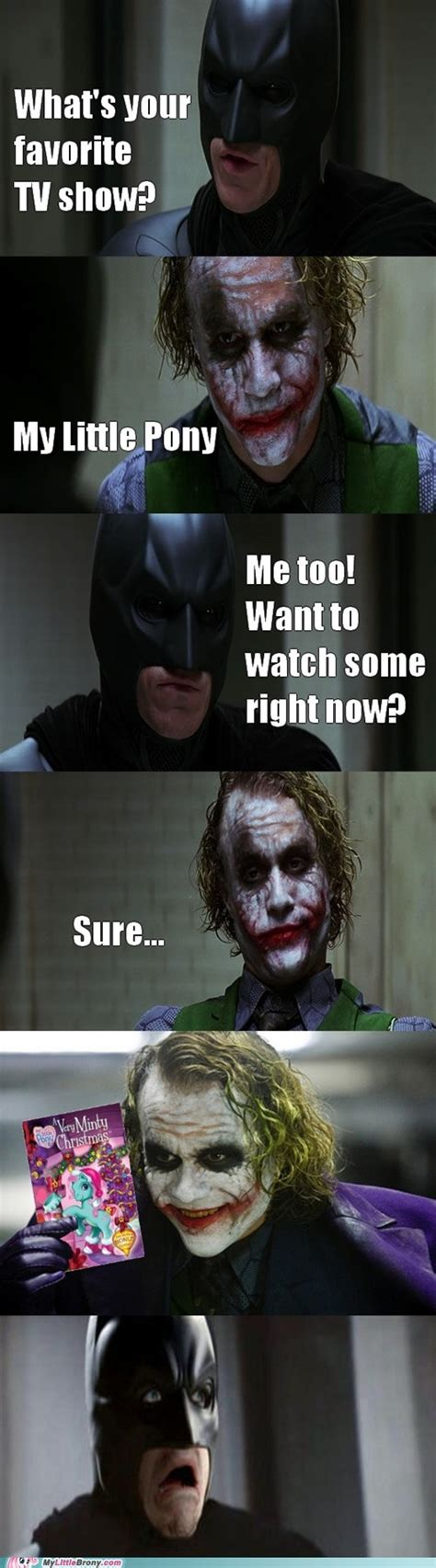 Batman Joker Meme - dark knight 4 pane know your meme