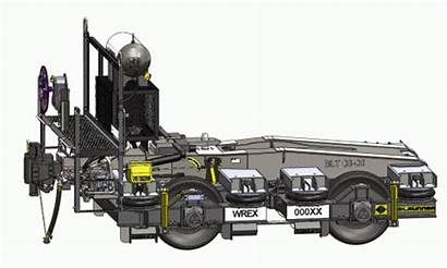 Unit Transition Railrunner Coupling Locomotives Railcars