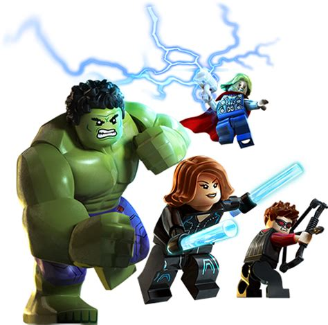 lego marvels avengers  mac features feral interactive
