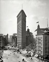 Flat Iron Building New York City History