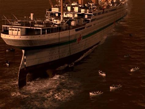 the sinking of the britannic version hmhs britannic sinking britannic 2000 by guardian