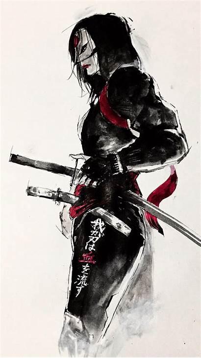 Comics Katana Dc Comic Yamashiro Tatsu Samurai