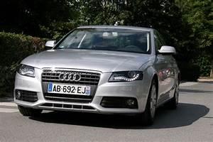 Audi Paris Est : essai audi a4 2 0 tdi 136 ch efficiency la plus sobre des familiales diesel ~ Medecine-chirurgie-esthetiques.com Avis de Voitures