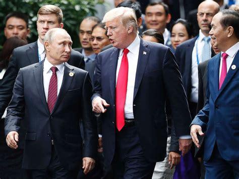 Trump and Putin correspondence demanded by three Dem chairmen