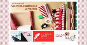Geschenke Verpacken Lustig : der letzte schliff geschenke individuell verpacken ~ Frokenaadalensverden.com Haus und Dekorationen