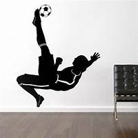 perfect soccer wall decals Football, Sports wall decals and Wall decal sticker on Pinterest