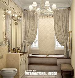 Tuscan Decorating Ideas On A Budget by How To Choose Your Luxury Shower Curtain Interior Design