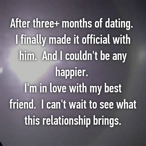 How To Make Dating Official by 22 Couples That Took Forever To Make It Official