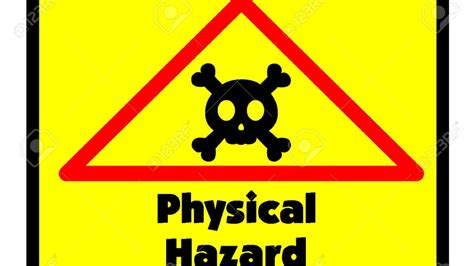 physical hazard youtube