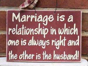 Hilarious Husba... Funny Anti Marriage Quotes
