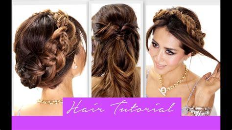 amazingly easy   school hairstyles cute braids