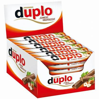 Duplo Ferrero Riegel Schokolade Chocolate 40er Pack