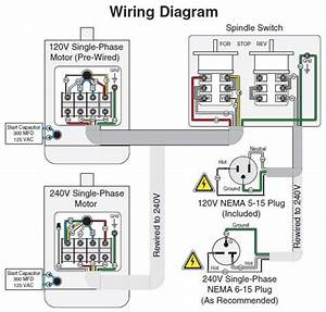 Delta Table Saw Motor Wiring Diagram