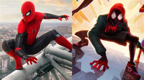 'Into The Spider-Verse 2' & The Untitled 'Spider-Man ...