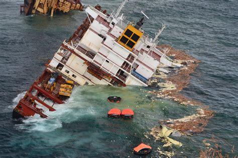 Sink Ships by Rena Shipwreck Log