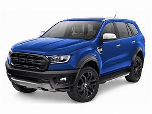 Ford Everest Raptor on Behance