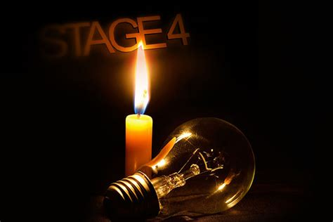 What Stage 4 Load Shedding Will Look Like