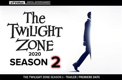 The Twilight Zone: Season 2 trailer, premiere date ...