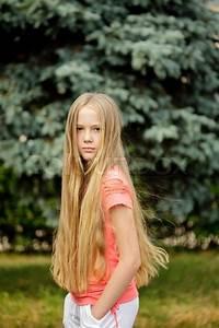 Young Teenage Long