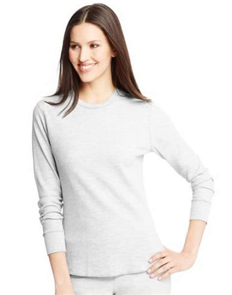 Hanes Women's X-Temp Thermal Underwear - Solids and ...