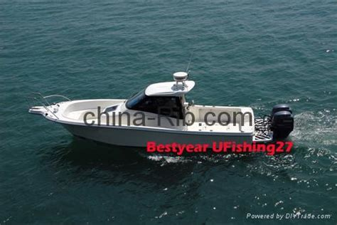 Buy A Boat From China by Ufishing 27 Boat Uf27 Bestyear China Manufacturer