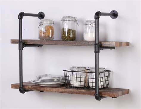 kitchen wall storage shelves best kitchen wall shelves top 10 wall mounted storage 6438
