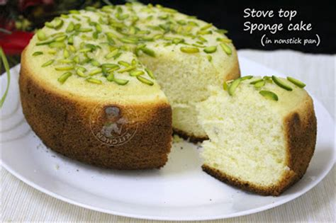 simple cake recipes  stove top simple cake recipes