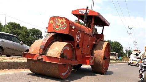road roller  real life review youtube
