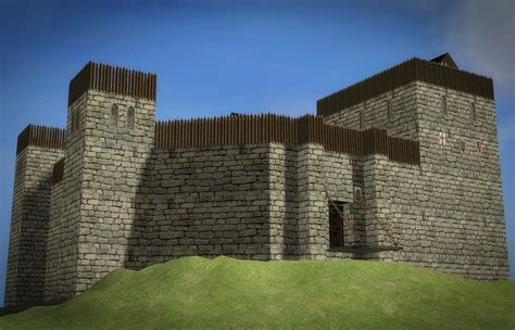 medieval smithy sims  ravenstone castle