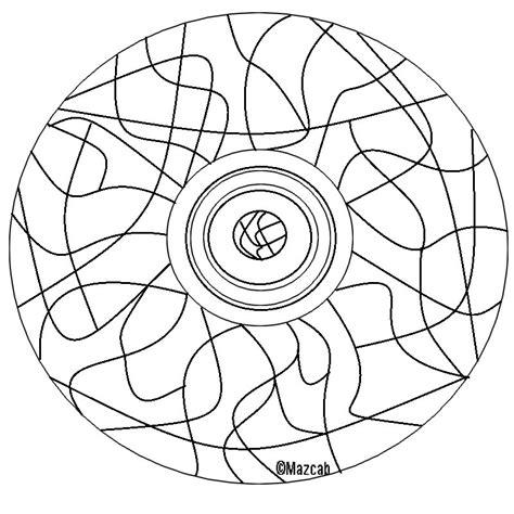 Dessin A Imprimer Mandala Dessin Mandalas 224 Imprimer
