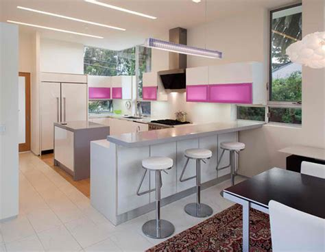 15 Astounding Peninsula Shaped Modern Kitchens   Home