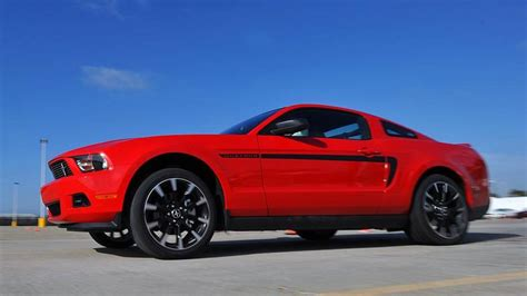 ford mustang  coupe  autoweek drivers log car