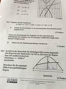 Ionisierungsenergie Berechnen : parabel h he des bogens berechnen mathelounge ~ Themetempest.com Abrechnung