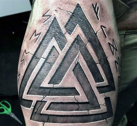 rune tattoos  men germanic lettering design ideas