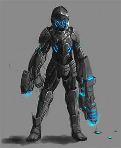 Alien Powered Armor by rebirthofdougler111 on DeviantArt