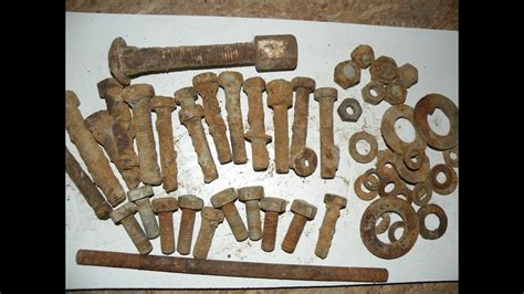 rust removal metal tools remove remover rusty removing electrolysis process heavy parts light steel way need technique simple anyone
