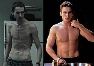 Christian's Bale Diet – Apple and Tuna Diet | Diethics.com