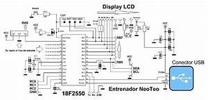 Flash Drive Schematic Diagram