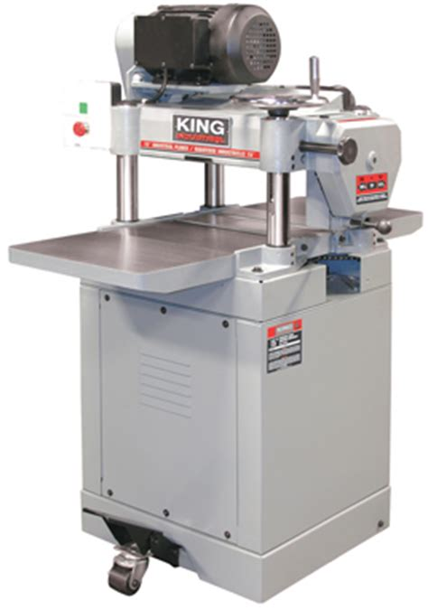 woodworking machinery planers king canada