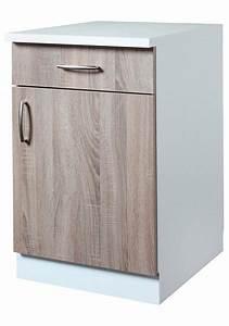 Küchenunterschrank 50 Cm Breit : wiho k chen k chenunterschrank porto breite 50 cm ~ A.2002-acura-tl-radio.info Haus und Dekorationen