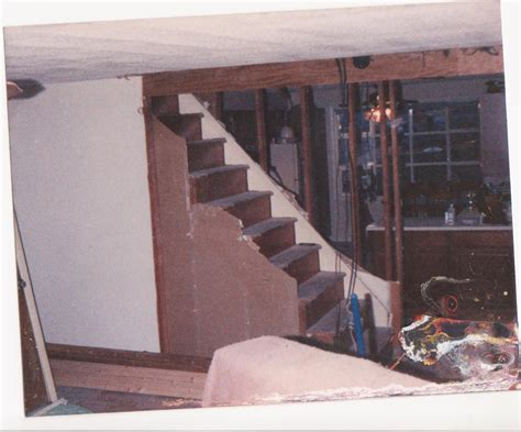 Converting Closed Stairs To Open Stairs