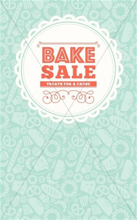 bake sale church bulletin