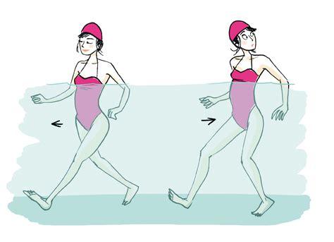 les meilleurs mouvements d aquagym pour perdre du poids