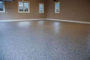 How to paint concrete floors in detailed steps zozeen for Can i paint a concrete floor