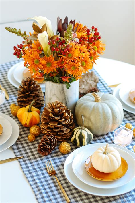 40 Amazing Fall Centerpieces For Dining Room Table